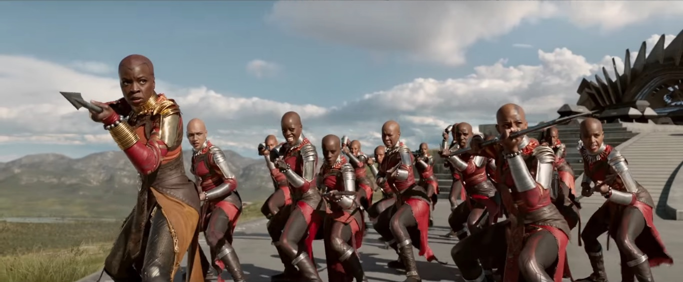 Dora-Milaje-Black-Panther