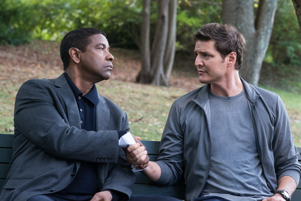 Robert McCall (DENZEL WASHINGTON) and Dave York (PEDRO PASCAL) are reunited once again in Columbia Pictures' THE EQUALIZER 2.