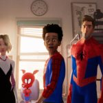 Spider man into the Spiderverse